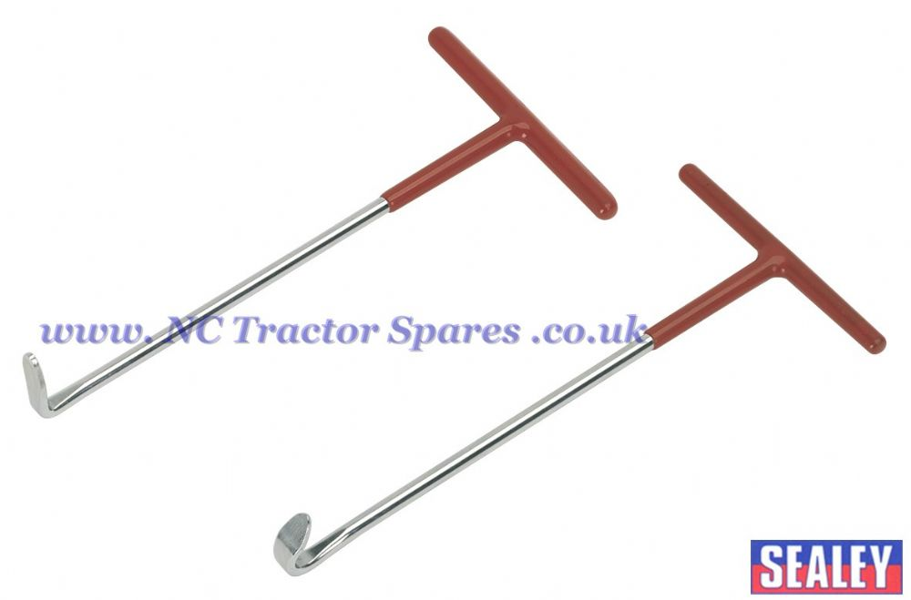 Exhaust Puller Tool Set 2pc